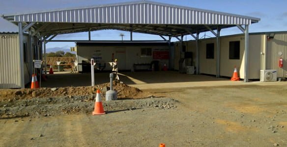 Equine arena construction