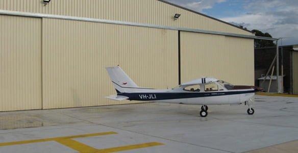 Custom Airplane Hangars Aircraft Hangar Designs Perth Wa
