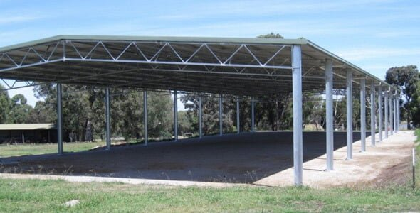High quality horse arena in Perth