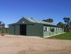 Barns in Perth