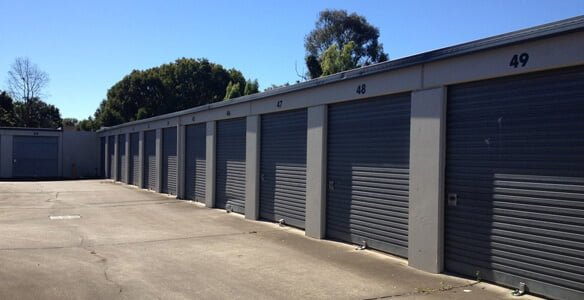 Storage Shed; Row of storage sheds ... & Custom Designed Storage Sheds PerthWA | Action Sheds