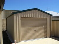 Domestic Cyclonic rated sheds