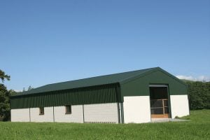 New Agricultural Barn