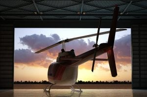 helicopter-hangar