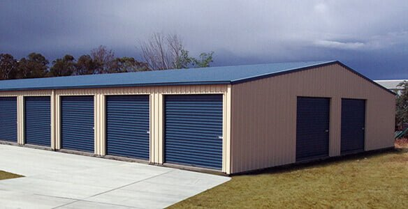 Roller Door Storage Sheds & Custom Designed Storage Sheds PerthWA | Action Sheds