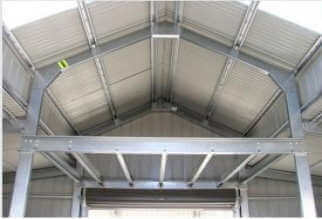 Mezzanine Floors for Commercial Sheds