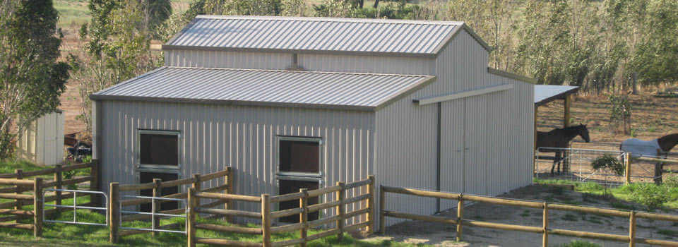 Large Sheds in Perth for Farmland Applications