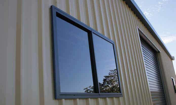 Windows for Sheds in Perth