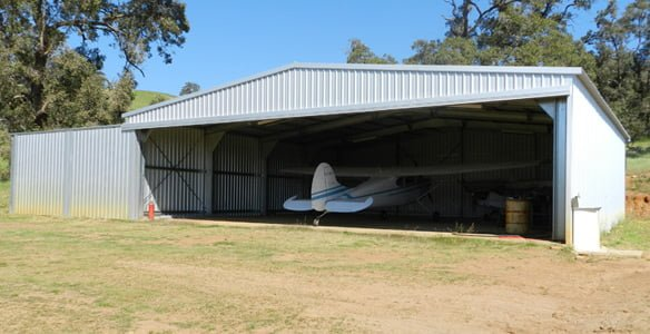 What you need to know before erecting an aircraft hangar for Aircraft hanger designs