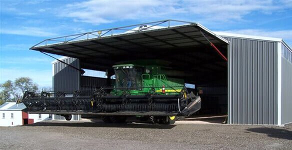 Designing your Machinery Shed