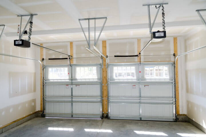 Perfect Doors for Garages or Storage Sheds