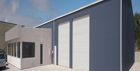 Investment on Commercial Sheds