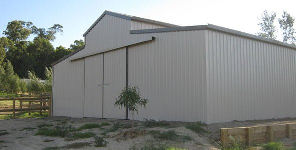 Why a Steel Barn is the Better Choice