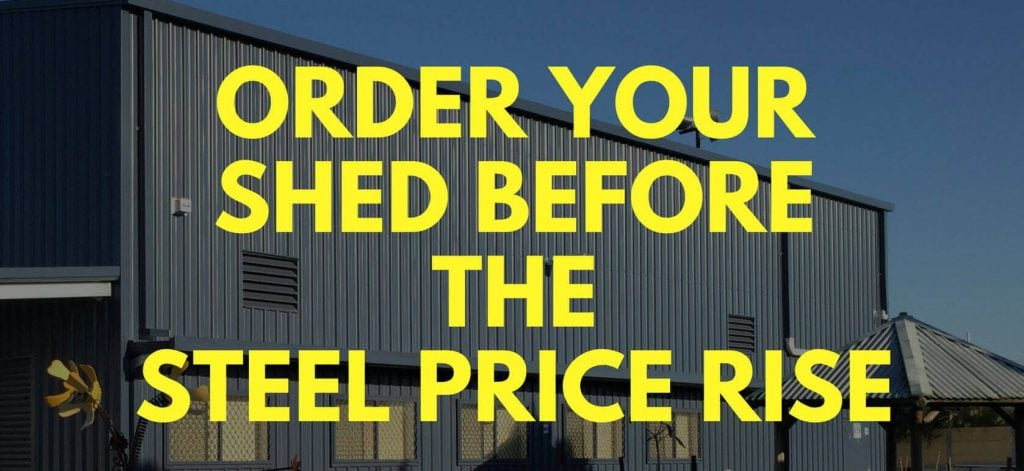 steel price rise