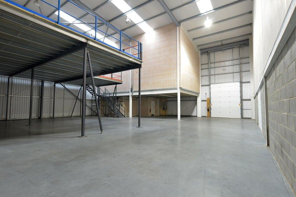 mezzanine floor sheds perth
